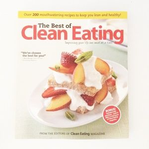 The Best of Cleaning Eating Cookbok